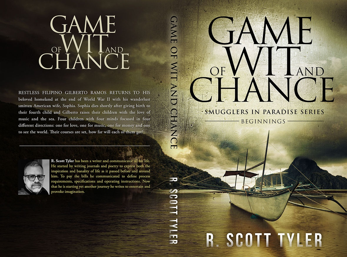 Game of Wit and Chance Cover Draft